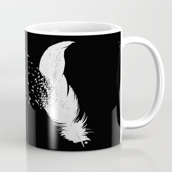 Birds of a Feather (Black) Mug