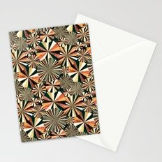 fun geometry Stationery Cards