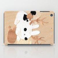 Wolpertinger iPad Case