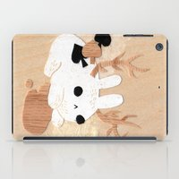 Wolpertinger iPad Case