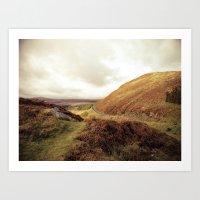 Ireland. Art Print