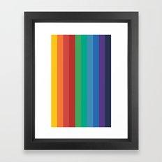 BEERGGGGAHHHHH Framed Art Print