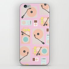Music Lover Pastel iPhone & iPod Skin