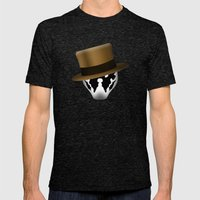 Rorschach Mens Fitted Tee Tri-Black SMALL