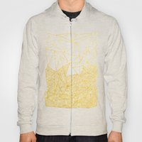 Bullion Rays (gold) Hoody