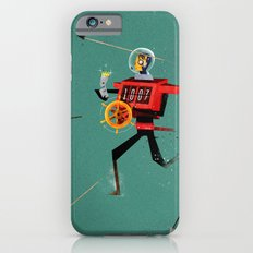 The Time Travelling Pirate iPhone 6 Slim Case