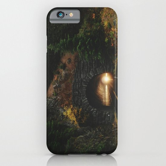 Rainier Tunnel iPhone & iPod Case