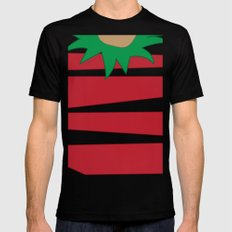 Good Elf.... SMALL Black Mens Fitted Tee
