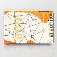 Graphix Head iPad Case