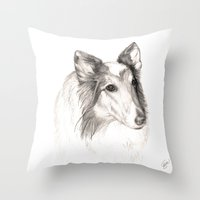 Remembering Maggie :: A … Throw Pillow
