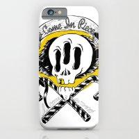 I COME IN PIECE iPhone 6 Slim Case