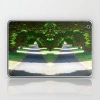 Two Paths Diverge Laptop & iPad Skin