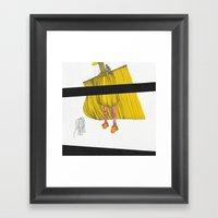 Jodorowsky's Sesame Stre… Framed Art Print
