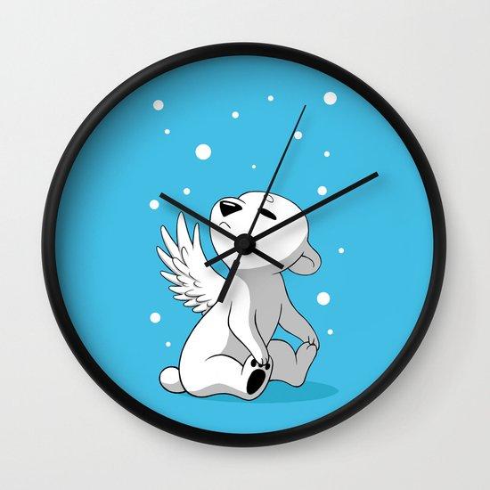 Polar Cub 2 Wall Clock