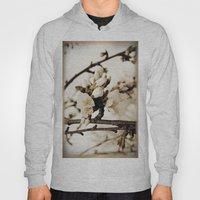 Weeping White Blossoms Hoody