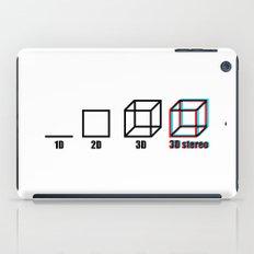3D stereo iPad Case
