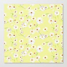 Daisy Chain Canvas Print