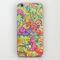 Providence iPhone & iPod Skin