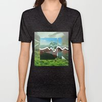 another abstract dream Unisex V-Neck
