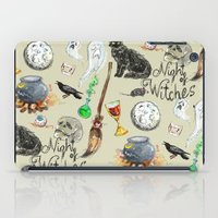 Night Of The Witches iPad Case