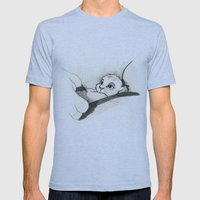 Simba Mens Fitted Tee Athletic Blue SMALL