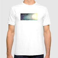 L'éveil Mens Fitted Tee White SMALL