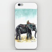 Majestic Safari iPhone & iPod Skin
