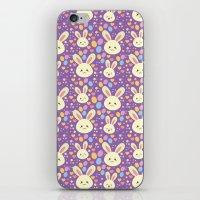 Kawaii Bunny iPhone & iPod Skin