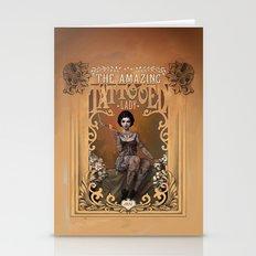 The Amazing Tattooed Lad… Stationery Cards