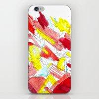 Things II iPhone & iPod Skin