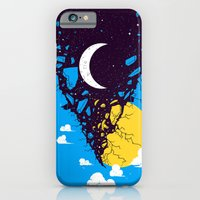 iPhone & iPod Case featuring The Break of Day by ELECTRICMETHOD.NET