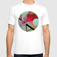 VEA 18 Mens Fitted Tee White SMALL