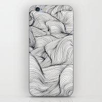 Scan 61 iPhone & iPod Skin