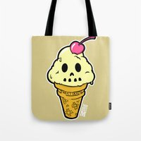 Sweet Death Tote Bag