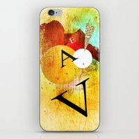 VEA 22 iPhone & iPod Skin