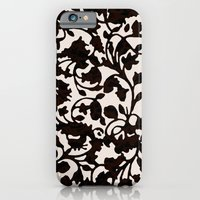 iPhone & iPod Case featuring Earth Black by Garima Dhawan