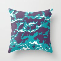 Weightless_2 Throw Pillow