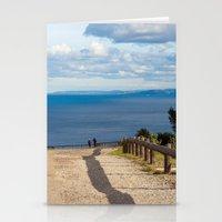 Beautiful Walk 6325 Stationery Cards