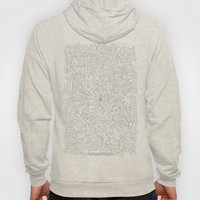 The Lego Movie —Colouring Book Version Hoody