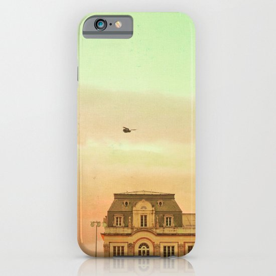 Fairy Tale Book (Retro and Vintage Urban, architecture photography) iPhone & iPod Case