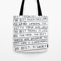 The best title is this one Tote Bag