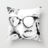The Visionary #2 Throw Pillow