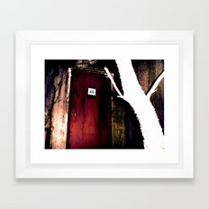 the uninvited II Framed Art Print