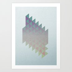 Tri Art Print