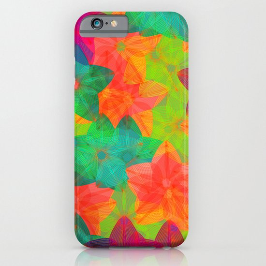 In love with colors iPhone & iPod Case