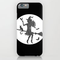 Halloween Witch  iPhone 6 Slim Case
