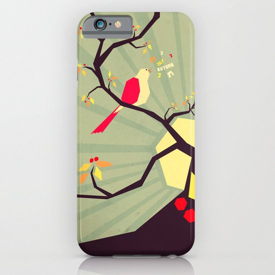 N is for Nightingale iPhone & iPod Case
