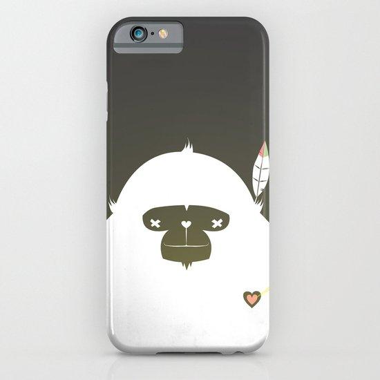PERFECT SCENT - BIGFOOT 雪人 . EP001 iPhone & iPod Case
