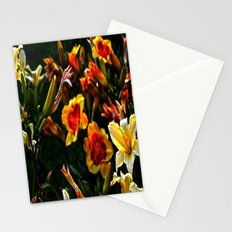 Lily Garden Stationery Cards