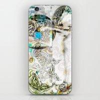 Fluttering iPhone & iPod Skin